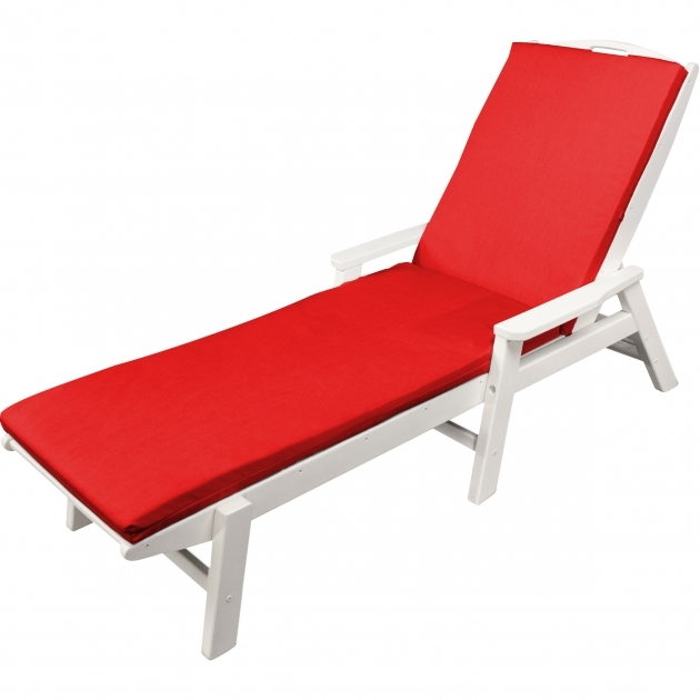 Chaise Lounge Cushions Ateeva Outdoor Sunbrella XUF010  Pictures 84