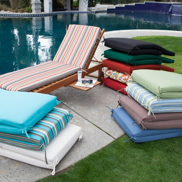 Chaise Lounge Cushions Outdoor Collection Picture 18
