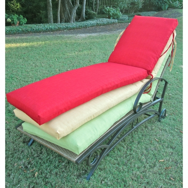 Chaise Lounge Cushions Outdoor Patio Replacement Images 29