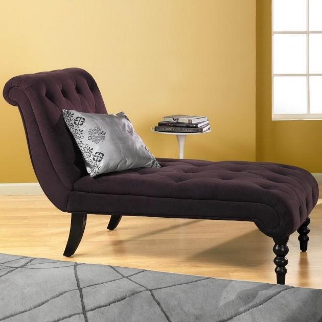 Chaise Lounge Indoor Chair Purple Color Design Ideas Picture 41