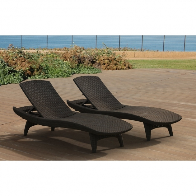 Cute Patio Outdoor Chaise Lounge Chairs Photo