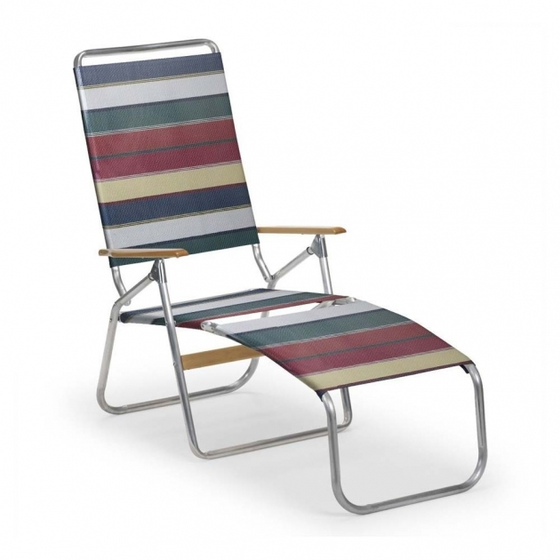 Folding Chaise Lounge Beach Chair Pic 34