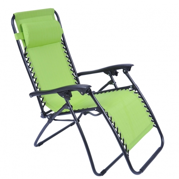 Folding Chaise Lounge Patio Chair Photo 21