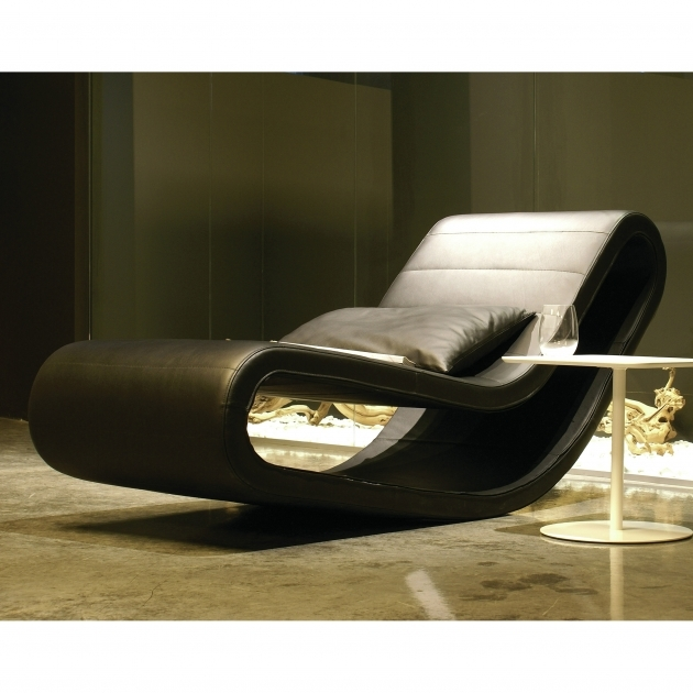 Leather Chaise Lounge Chair Daydream Alp Nuhoglu Metal Modern Ideas Photo 13