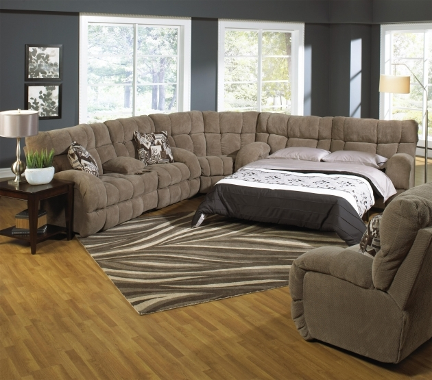 Lovely Sleeper Sofa Sectional With Chaise Reclining By Catnapper  Photos 58