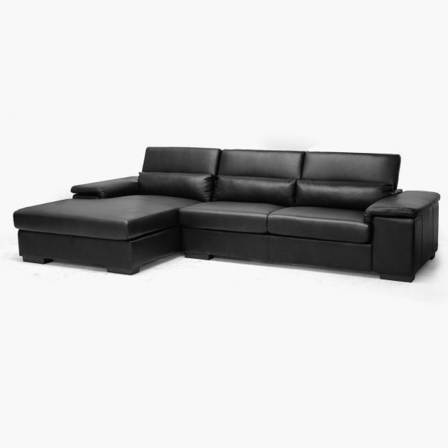 Modern Chaise Sofa Modern Leather Couch Lounge Pictures 01
