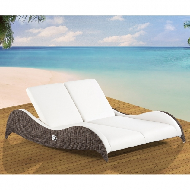 Patio Chaise Lounge Resin Outdoor Wicker Pics 68