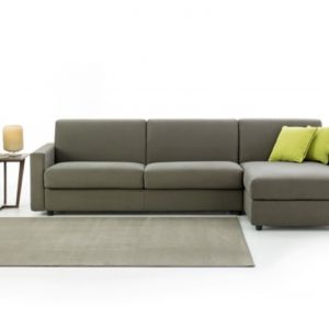 Sofa Bed with Chaise