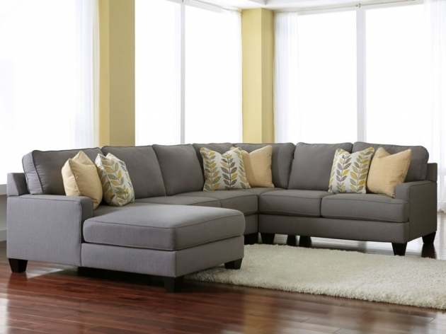 Sofa With Chaise Lounge Gray Sectional Sofa Designs Images 49