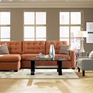 Sofa with Chaise Lounge