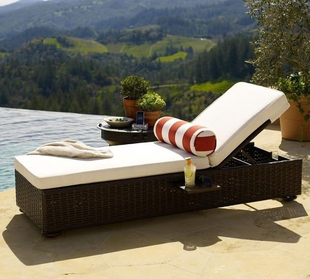 Ultra Modern Outdoor Chaise Lounge Chairs For Relaxation Pictures