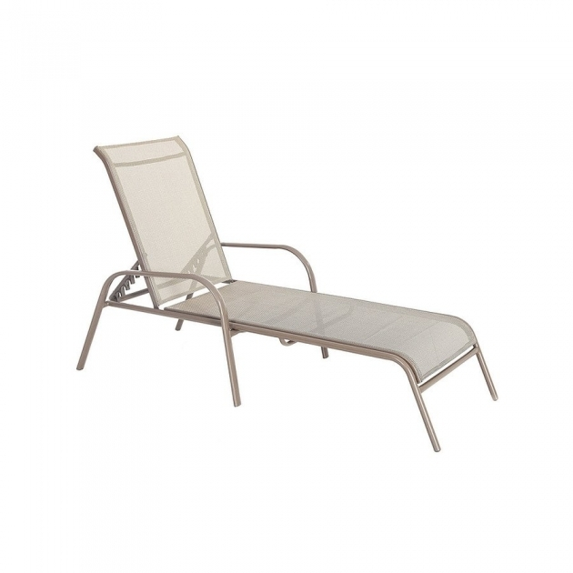 Adams Chaise Lounge Slat Resin Patio Image 46