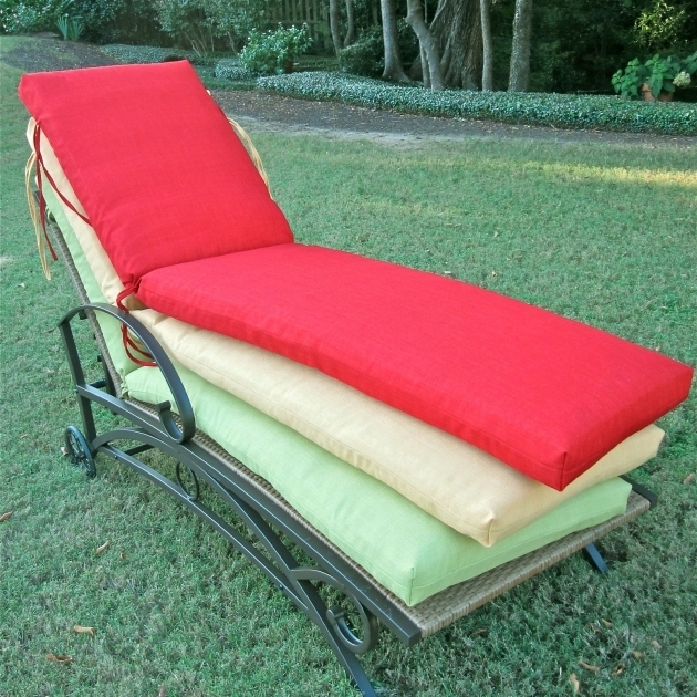 Blazing Needles 73 X 23 In Outdoor Chaise Lounge Cushion Clearance Pictures 60