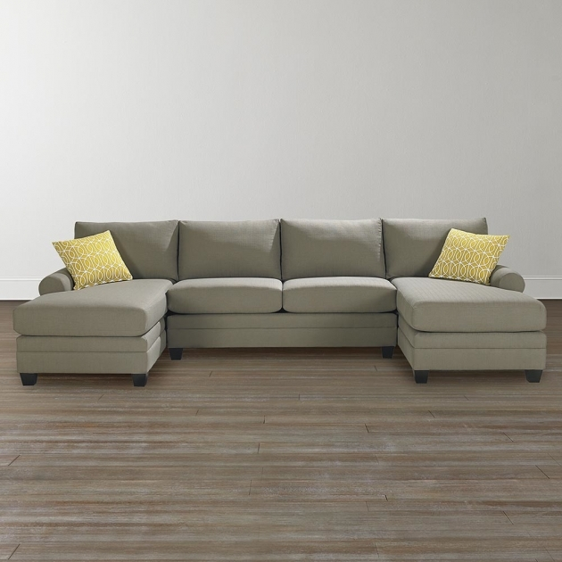 Chaise Lounge Couch Double Sectional Sofas Living Rooms Photos 89