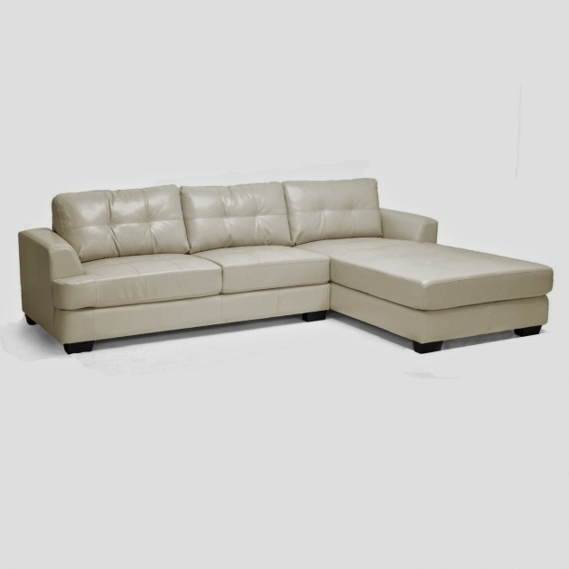 Chaise Lounge Couch Leather Living Rooms Pics 03
