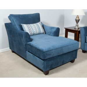 Extra Wide Chaise Lounge
