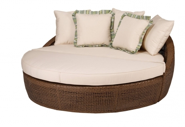 Contemporary Outdoor Furniture Chaise Lounge Round Ideas Image 94