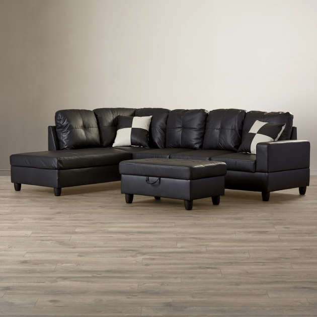 Deep Sectional Sofa With Chaise Features Removable Cushions Images 74