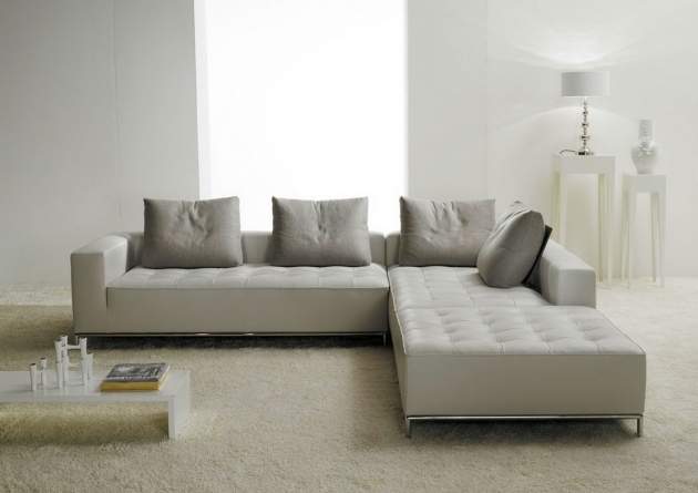 Deep Sectional Sofa With Chaise Industrial Style Photos 07