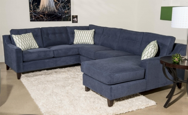 Farmhouse Style Deep Sectional Sofa With Chaise Picture 88