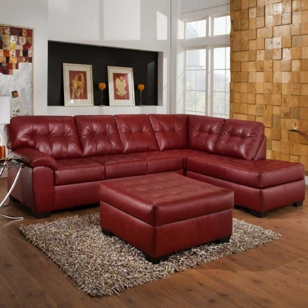 Leather Sofa Chaise With Recliner Best Design Ideas  Pictures jolenesart29