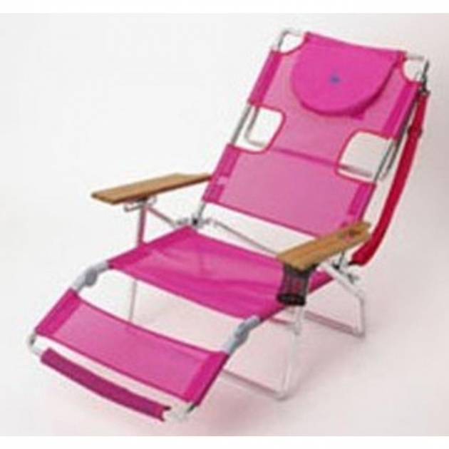 Ostrich Chair Folding Chaise Lounge Pink Beach Chairs 3n1 Picture 69