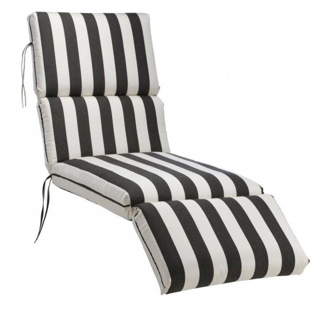 Outdoor Sunbrella Chaise Lounge Cushions Dolce Mango Photo 10