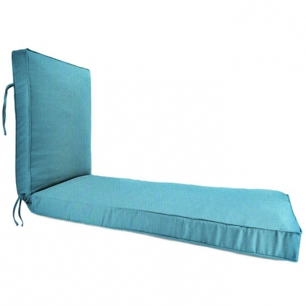 Outdoor Sunbrella Chaise Lounge Cushions Heather Beige Photos 55