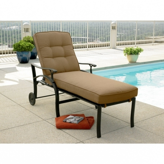Patio Chaise Lounge Cushion Covers Image 15