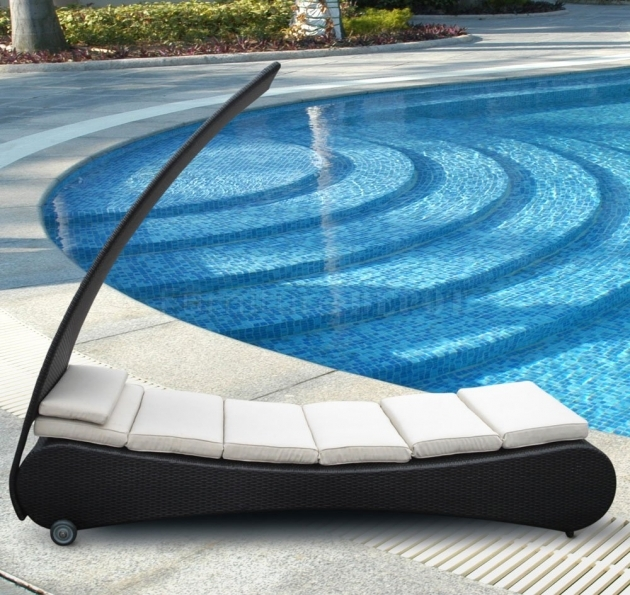 Pool Chaise Lounge Contemporary Model Design Photo 36