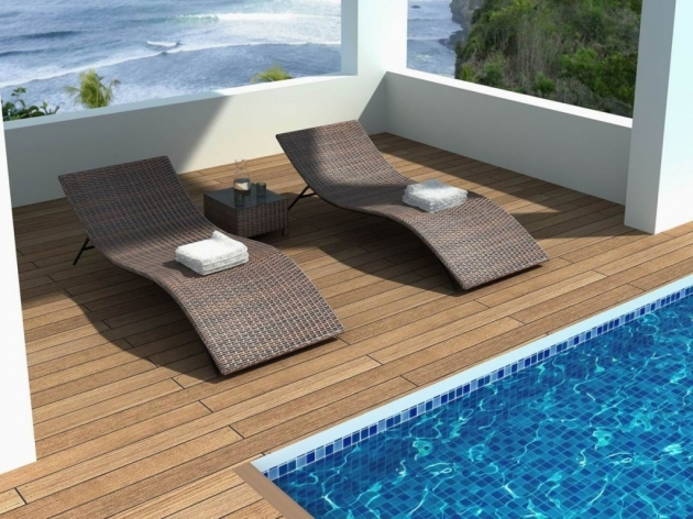 Pool Chaise Lounge Modern Patio Chairs  Images 79
