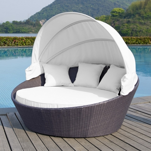 Pool Chaise Lounge Outdoor Round In Ideal Outdoor Improvement Photos 76