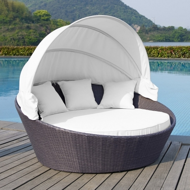 Round Outdoor Chaise Lounge Chair Improvement Pictures 71