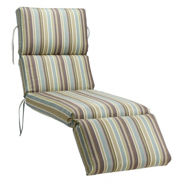Sunbrella Chaise Lounge Cushions Dolce Mango Outdoor