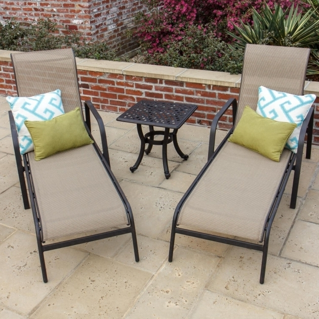 Two Person Chaise Lounge Madison Bay 3 Piece Sling Patio Chaise Lounge Set Two Person Chaise Lounge 70