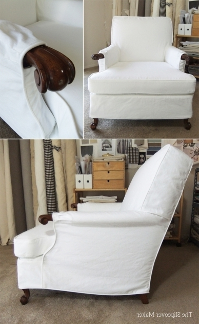 Carr Go Canvas White Chaise Lounge Slipcovers Photos 84