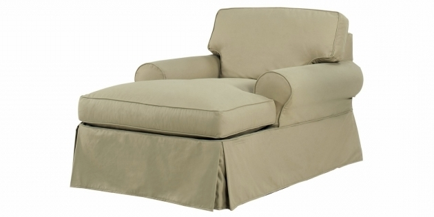 Chloe Chaise Lounge Slipcovers Image 91