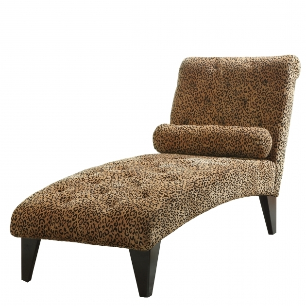 Leopard chaise lounge velvet leopard chaise lounge in for Animal print chaise