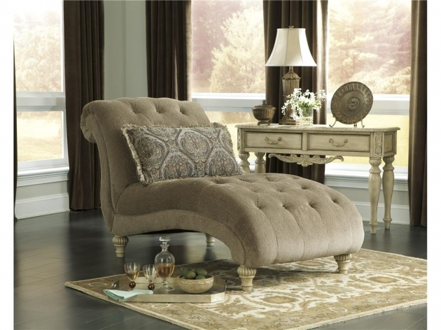 Grey Ashley Furniture Chaise Lounge Ideas For Luxurious Home Decor Photo 55
