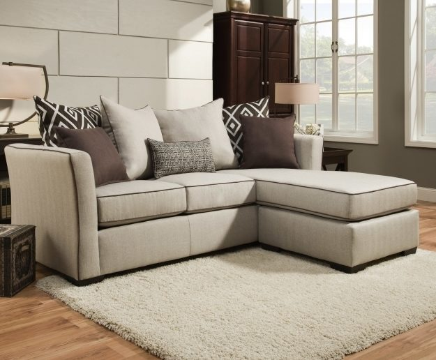 Latitude Run Araceli Sofa With Reversible Chaise Lounge Sectional Simmons Photo 74