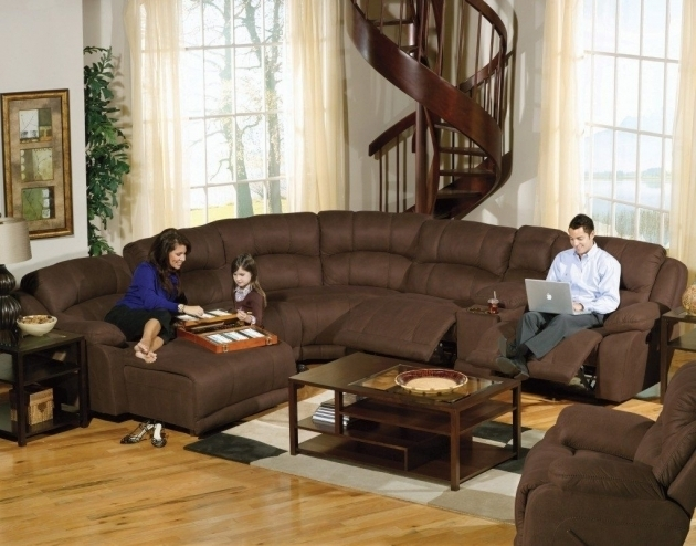 Leather Sectional Sofa With Recliner And Chaise Lounge Best Ideas Pictures 54