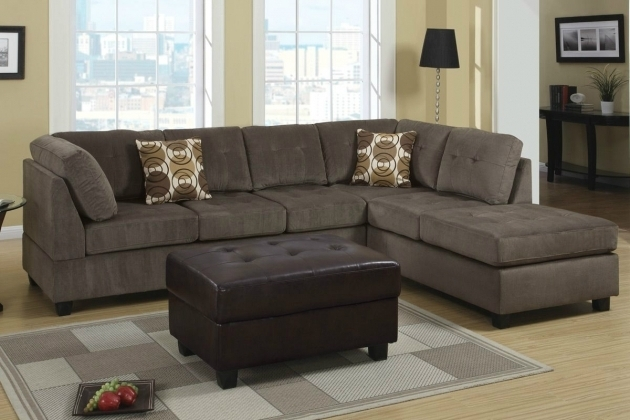 Leather Sectionals With Chaise Design Best Reversible Sectional Sofas Reversible Radford Ash Reversible Microfiber Sofa Photos 75