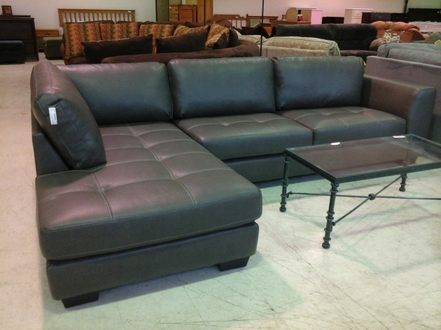 Leather Sectionals With Chaise Living Room Design Gray Photo 93
