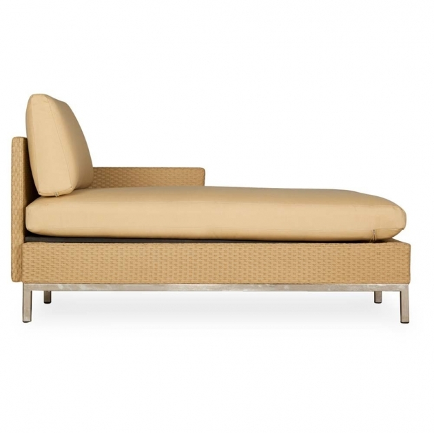Left Arm Chaise Lounge Lloyd Flanders Elements Wicker Photos 54