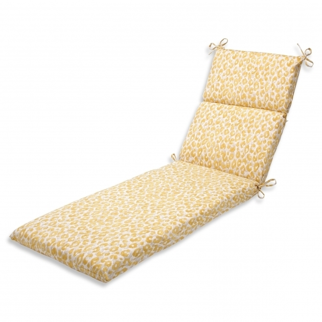 Leopard Chaise Lounge Cushions Outdoor Living Rooms Photos 79