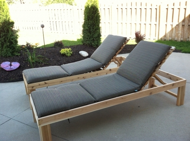 Outside Chaise Lounge Diy Projects Image 91