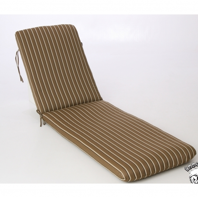 Phat Tommy Outdoor Sunbrella Chaise Lounge Pads Picture 85