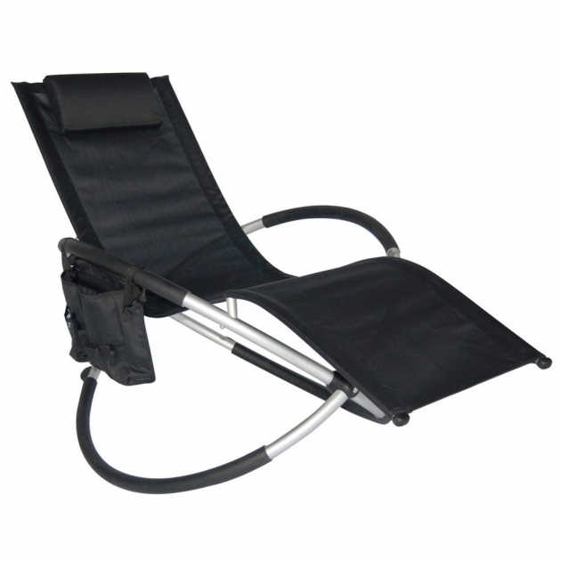 Portable Zero Gravity Chaise Lounge Beach Chair  Photos 44