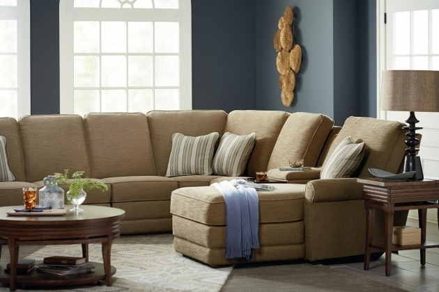 Power Reclining Sectional Sofa With Recliner And Chaise Lounge 6 Piece Images 27