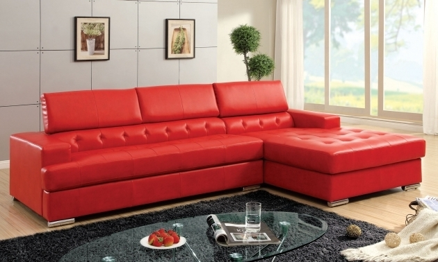 Red Sleeper Sofa With Chaise Lounge Remodel Ideas Images 96